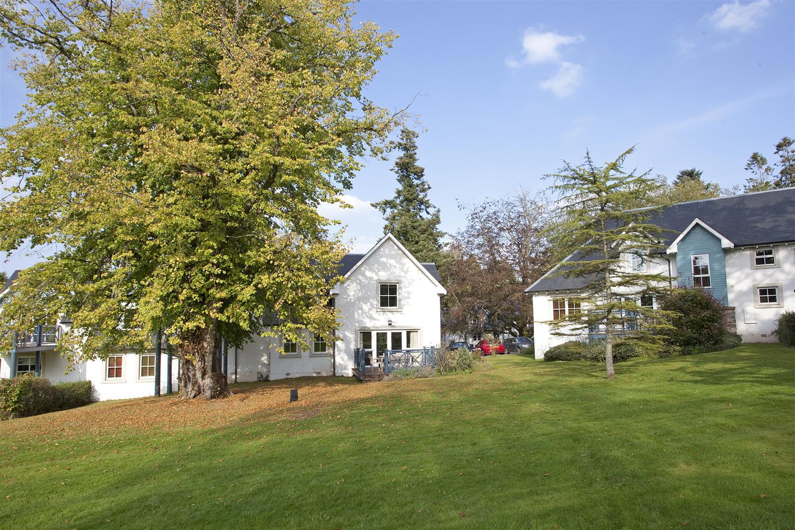 705, Garden Lodges, Duchally Country Estate, Auchterarder, Perthshire, PH3 1PN, UK